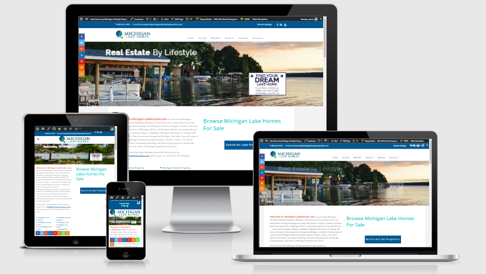 The Michigan Lifestyle Properties Network